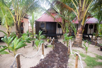 Little Corn Beach & Bungalow
