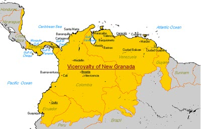 Viceroyalty of New Granada
